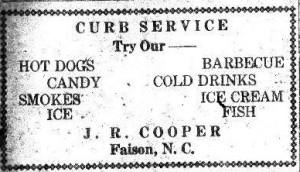 JR_Cooper_Curb_Service