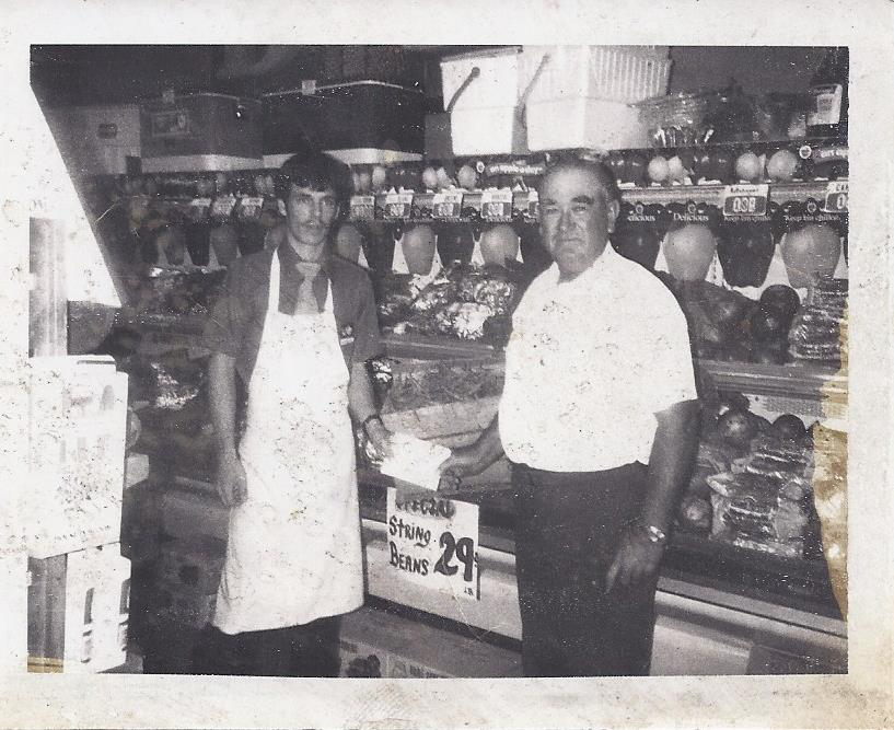 Ronald_Oates_JE_Andrews_Store