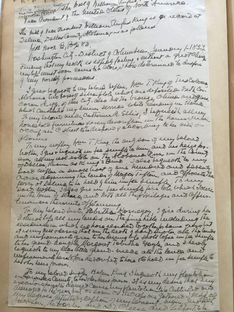 1930's Devane Scrap Book - Will
